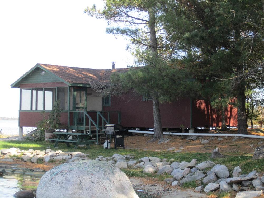 cabin 8 - side & front.JPG