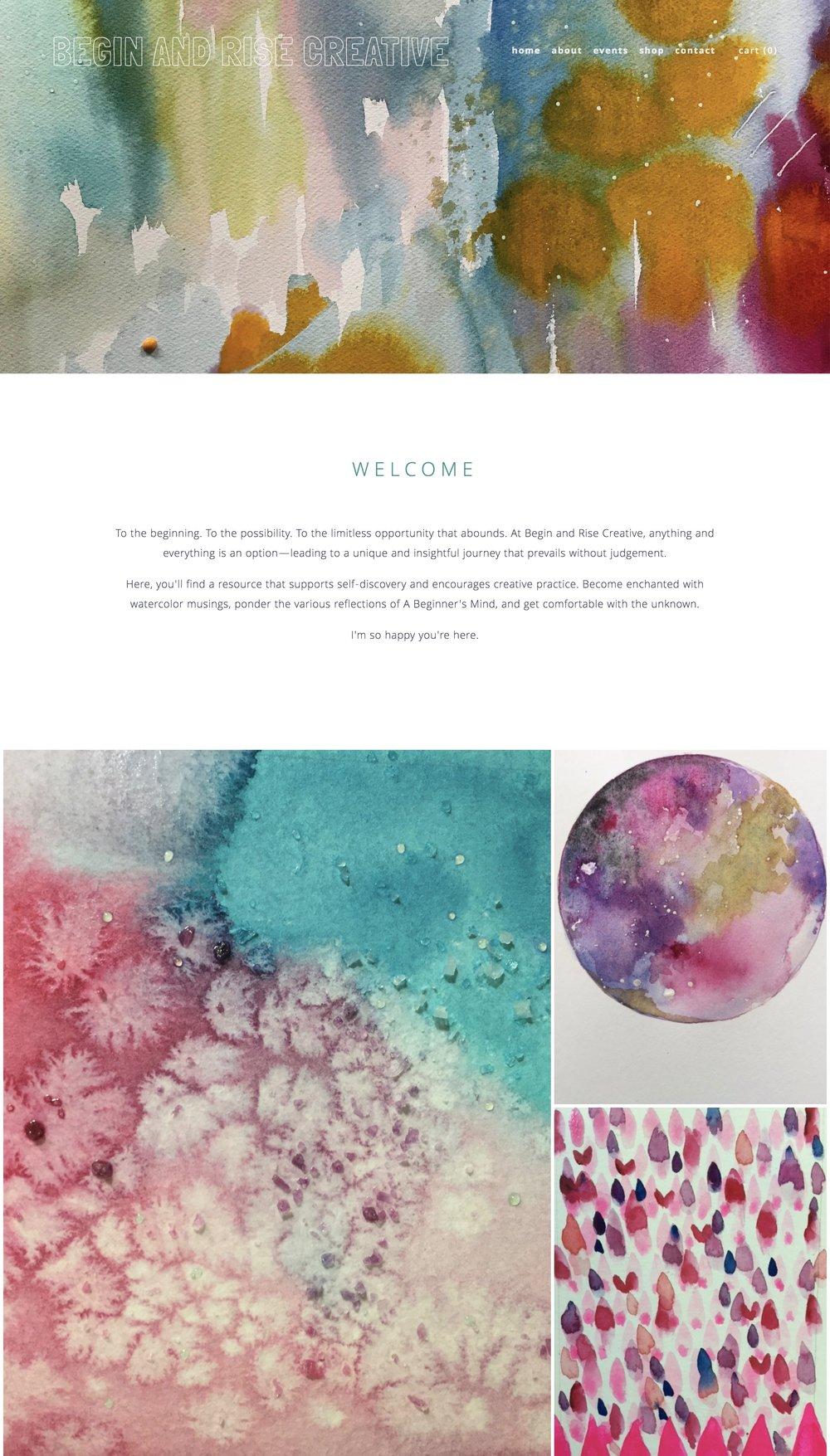 Begin&RiseCreative-SayLindsCreative