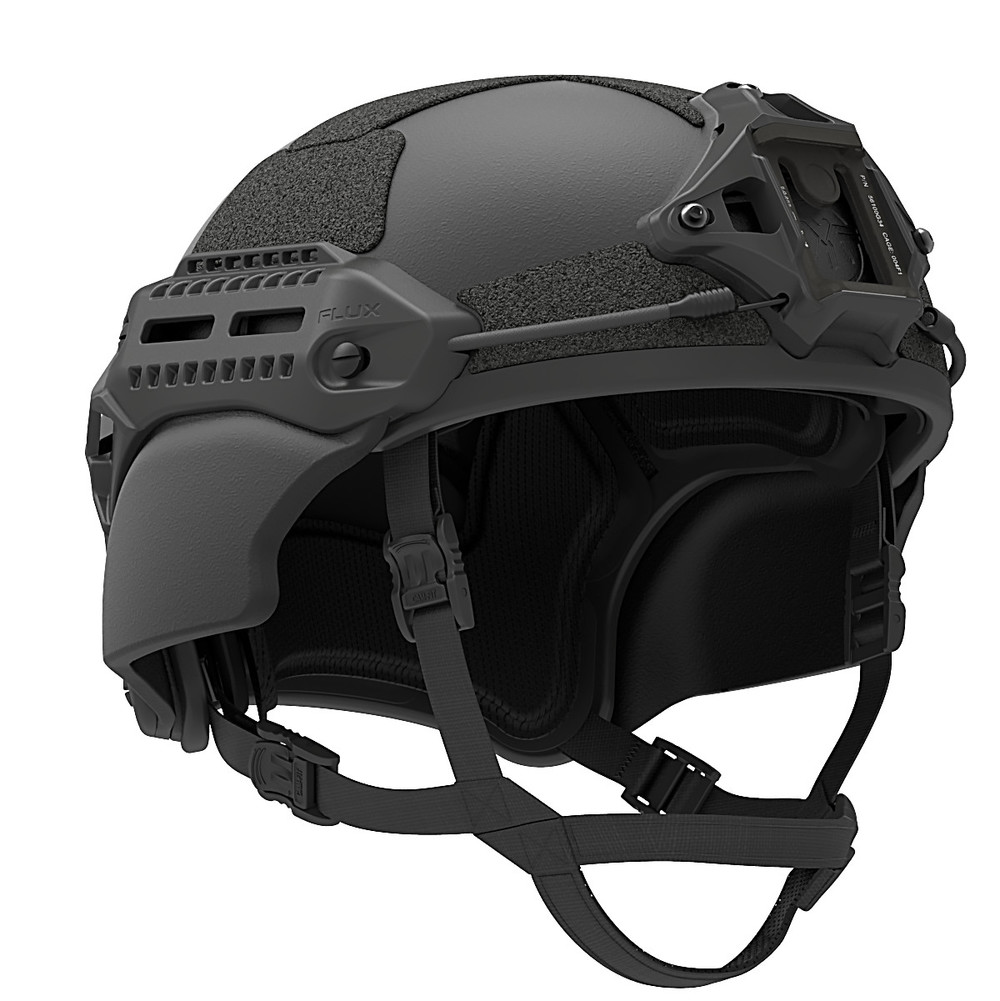 FLUX Ballistic helmet side covers