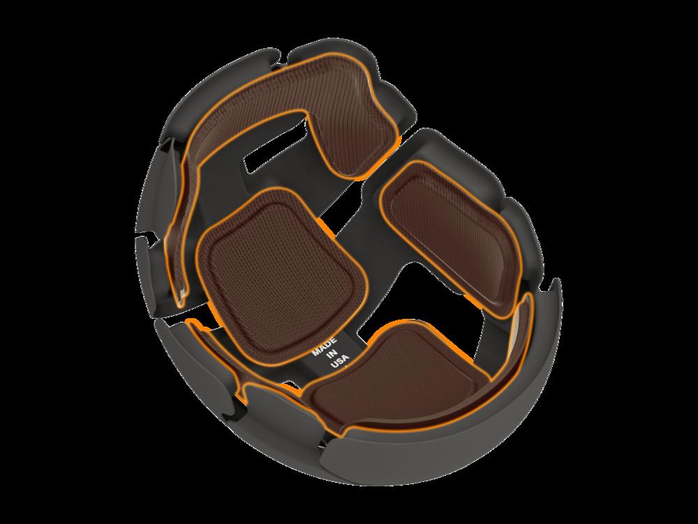 FLUX helmet comfort pads