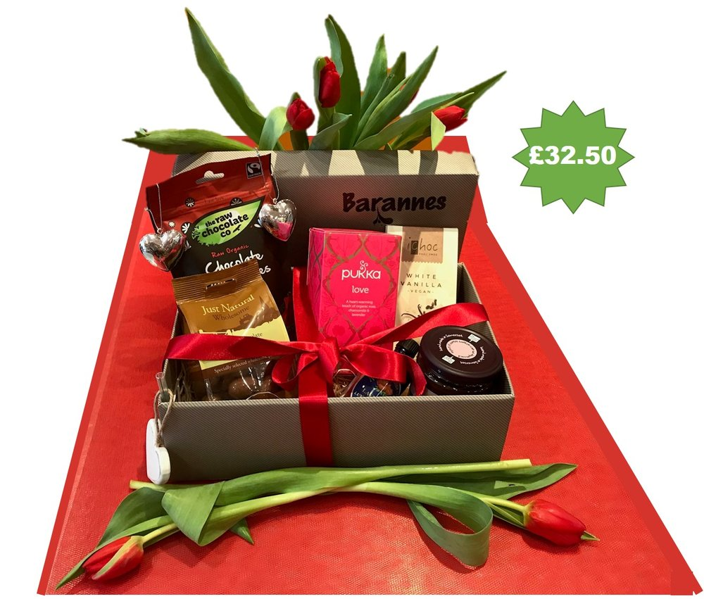 The Valentine's Hamper