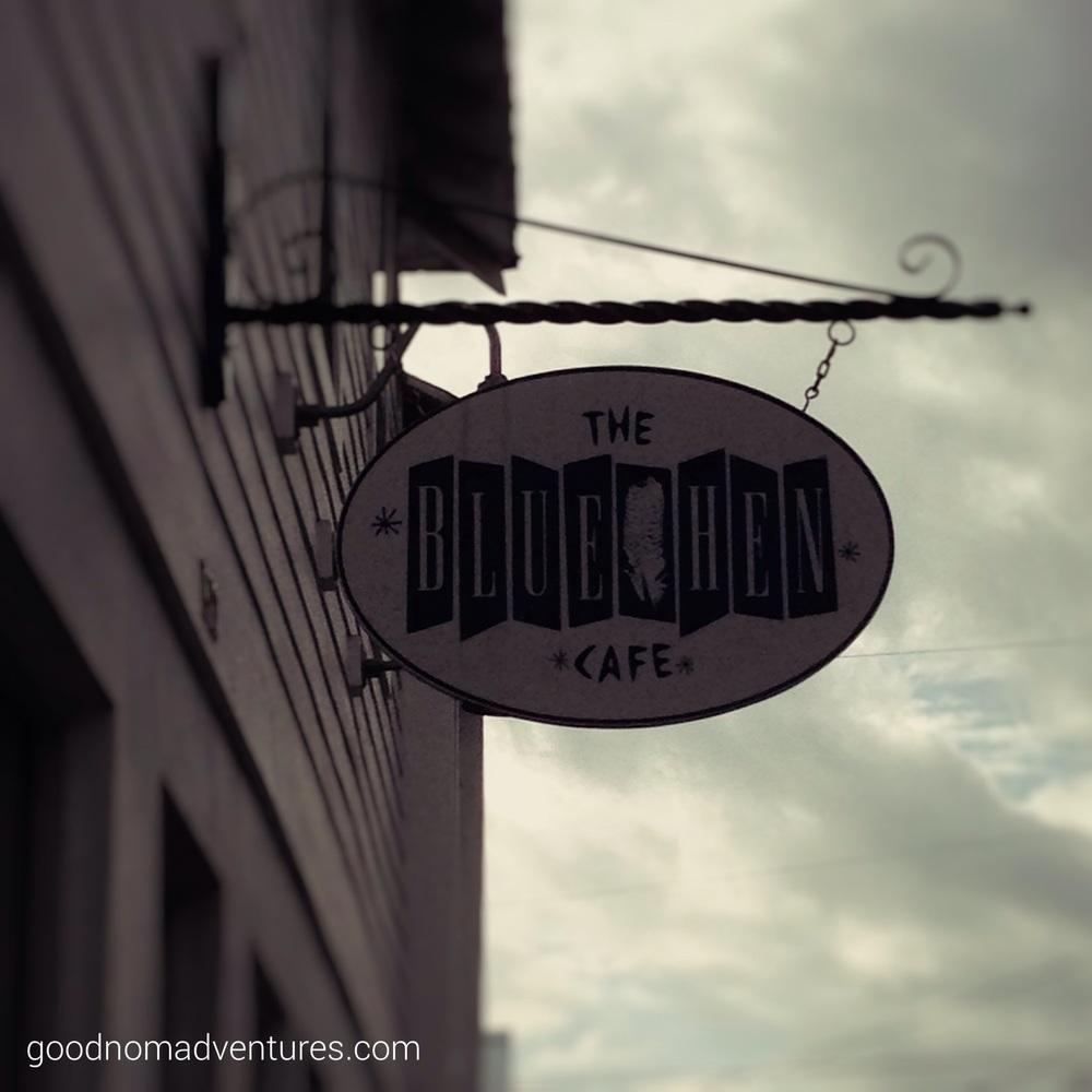 Blue Hen Cafe - St. Augustine FL