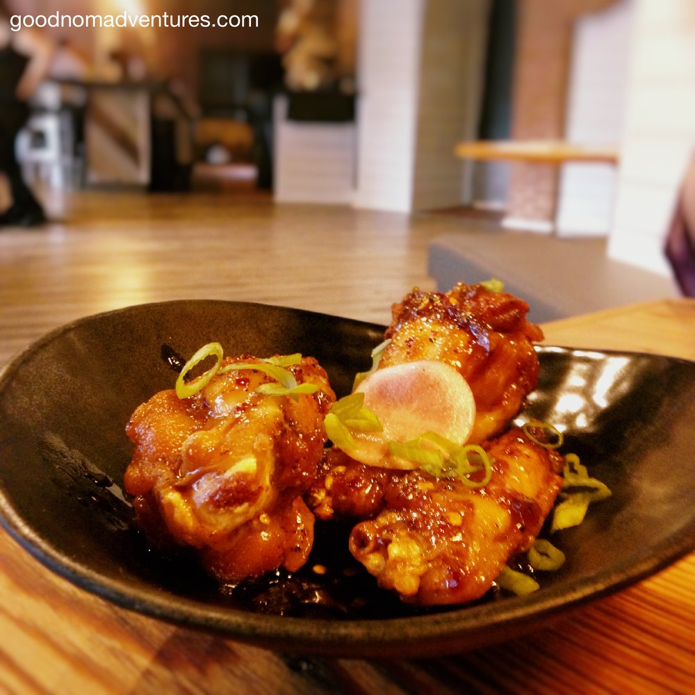 Fish Sauce Caramel Wings