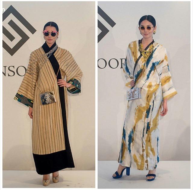Models in Aywa, Styled by Imogen.
