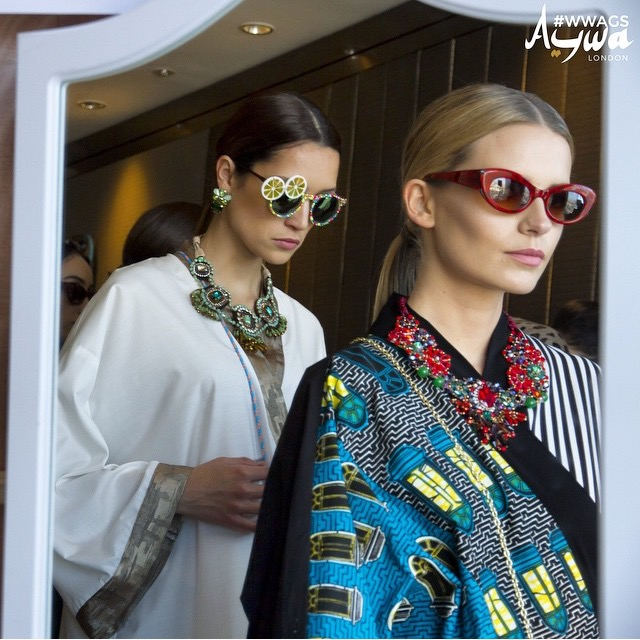 Models in Aywa styled by Imogen,  *Image taken by WWags*