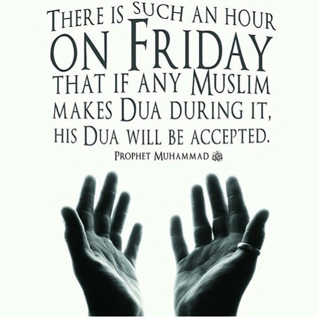 Best Times To Make Du'a