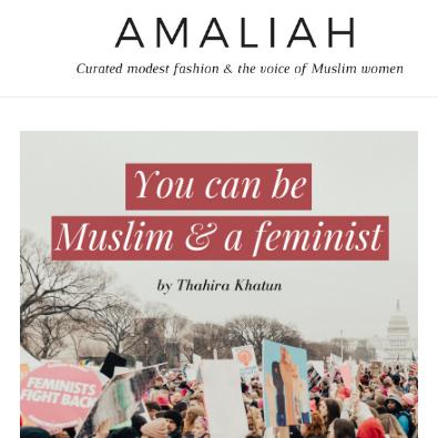 Amaliah -  Curated Modest Fashion   Amaliah.com