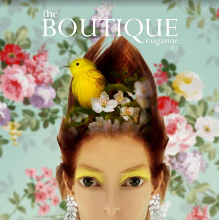 The Boutique Magazine  - A lifestyle magazine from The United Arab Emirates   www.theboutiquemagazine.com