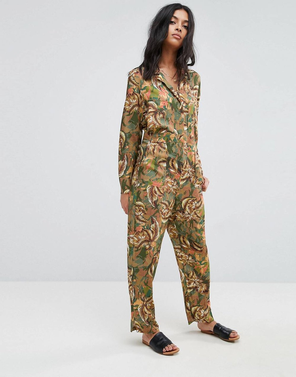 A modest girls dream - I love - again, ima write on jumpsuits I'm obsessing over soon