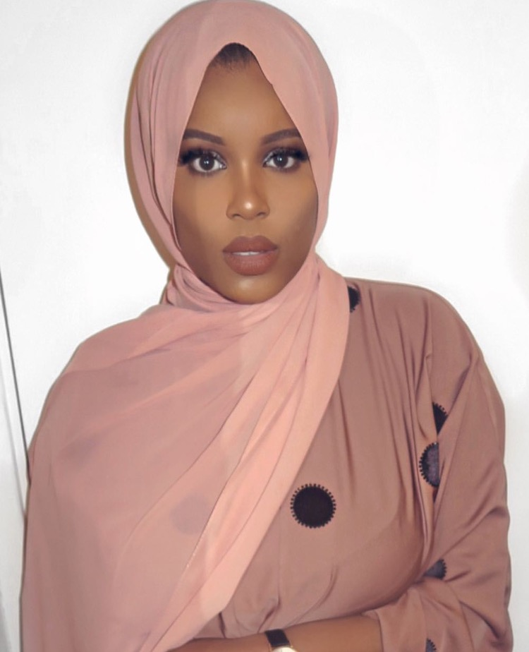 Asha Wrap - Hijab? Chiffon and I'd actually wrap it. I love @ashaeveryday's hijab style