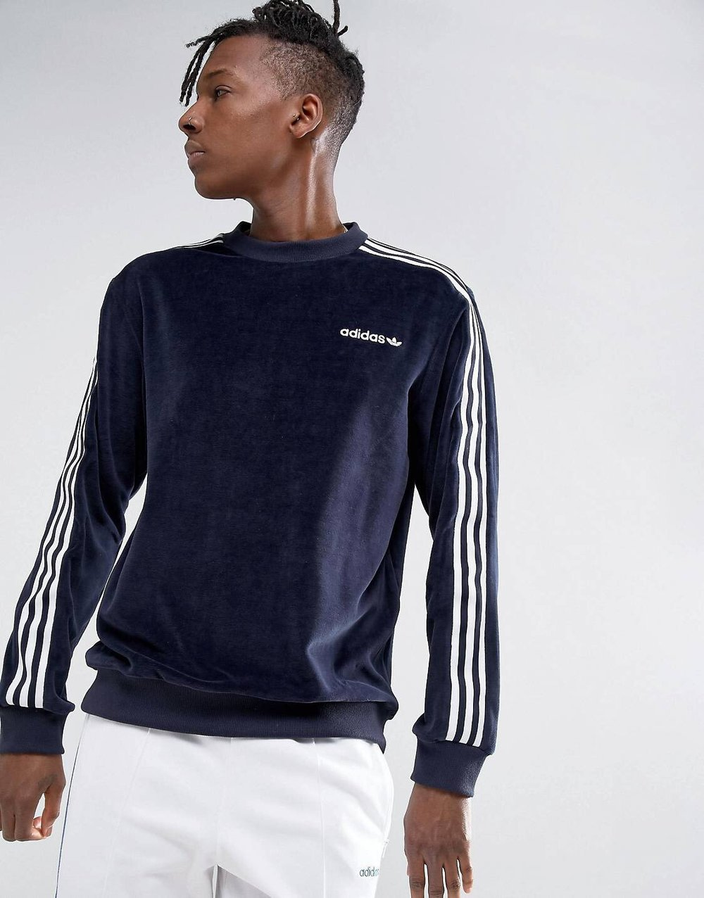 Â£60 Adidas Originals Osaka Velour - I lied. I want this more. I'm here for the return of velour.