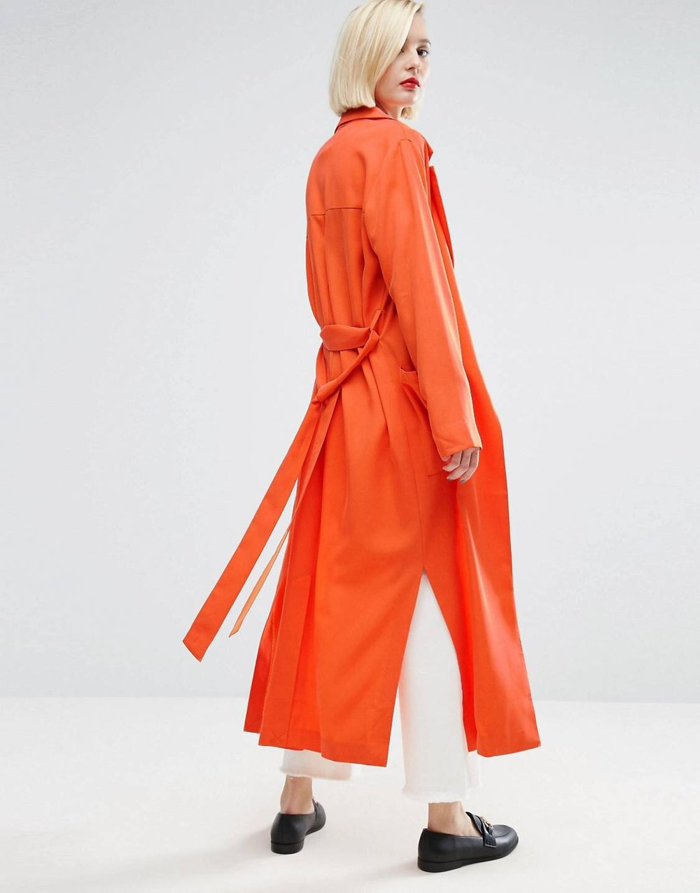 £30 ASOS Soft Drape Kimono - Erm, This is a duster, but okayyy.