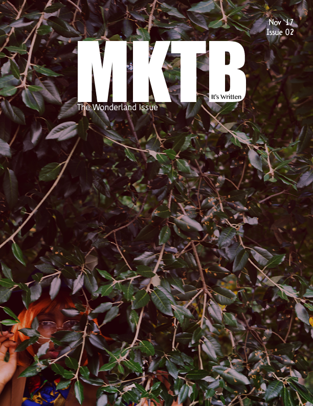 grab the latest Issue - MKTB (MAK-TOOB); MEANING