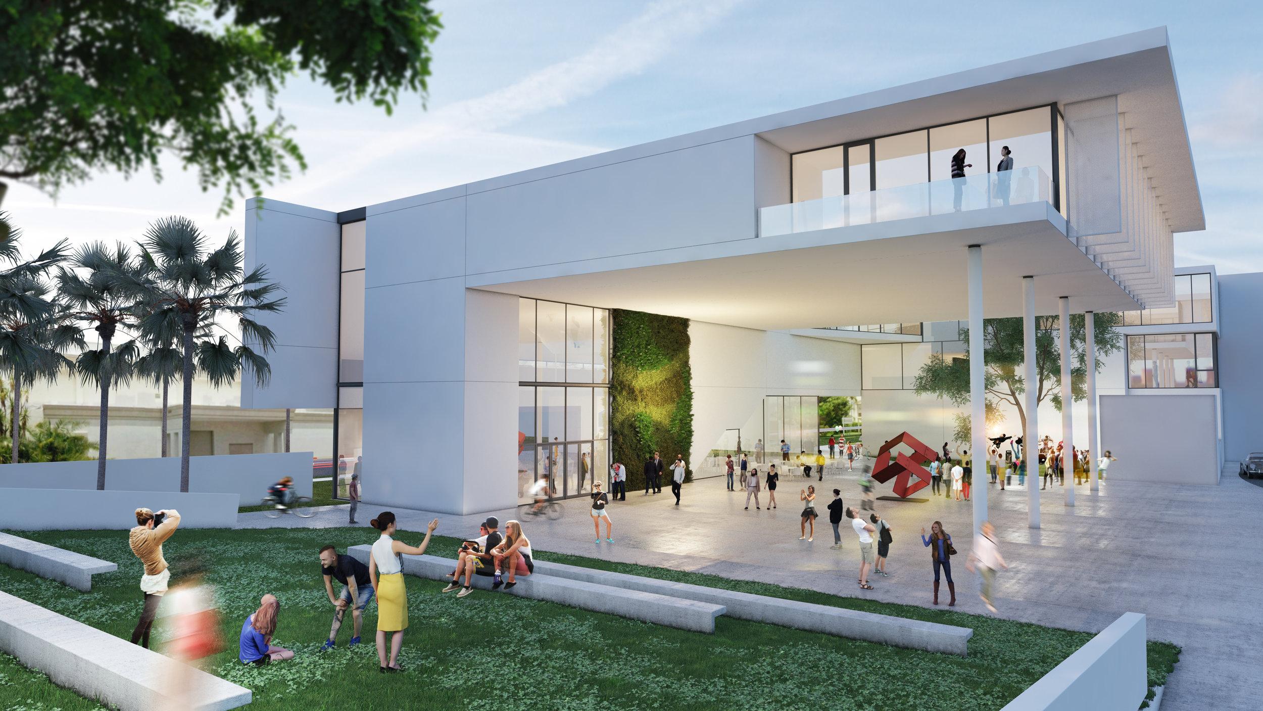 Sarasota Studio For Modern Architecture Halflants Pichette