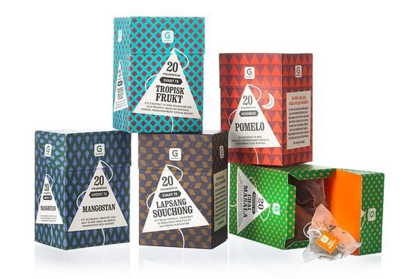 Om man tycker att Clippers te är för dyrt så är Garants tepåsar rätt fina också, om än inte lika välgjorda rent designmässigt enligt mig.