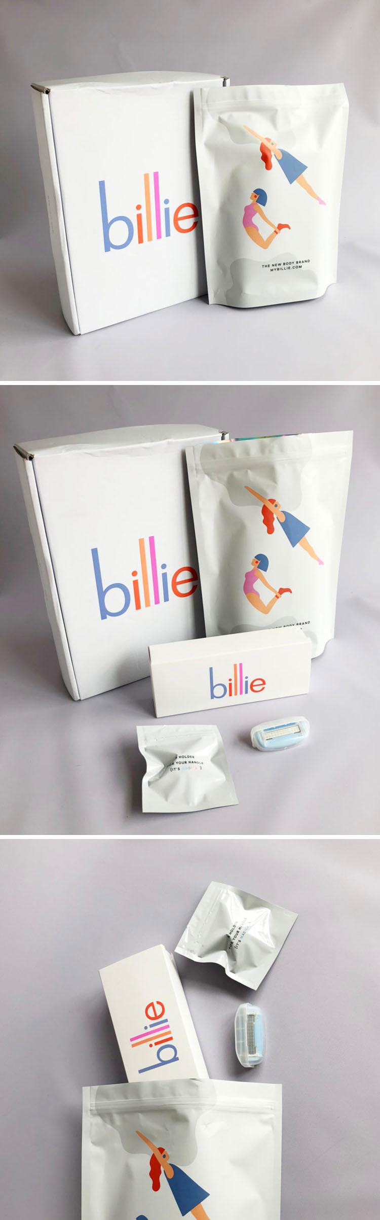 läs mer om Billie  här
