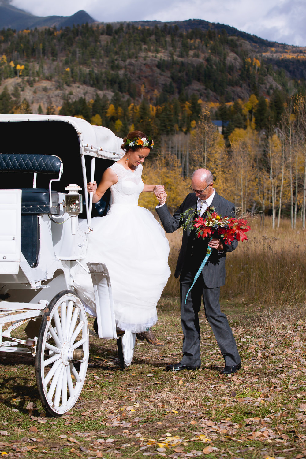 Durango Colorado Wedding photographer sow's ear wedding alexi hubbell photography