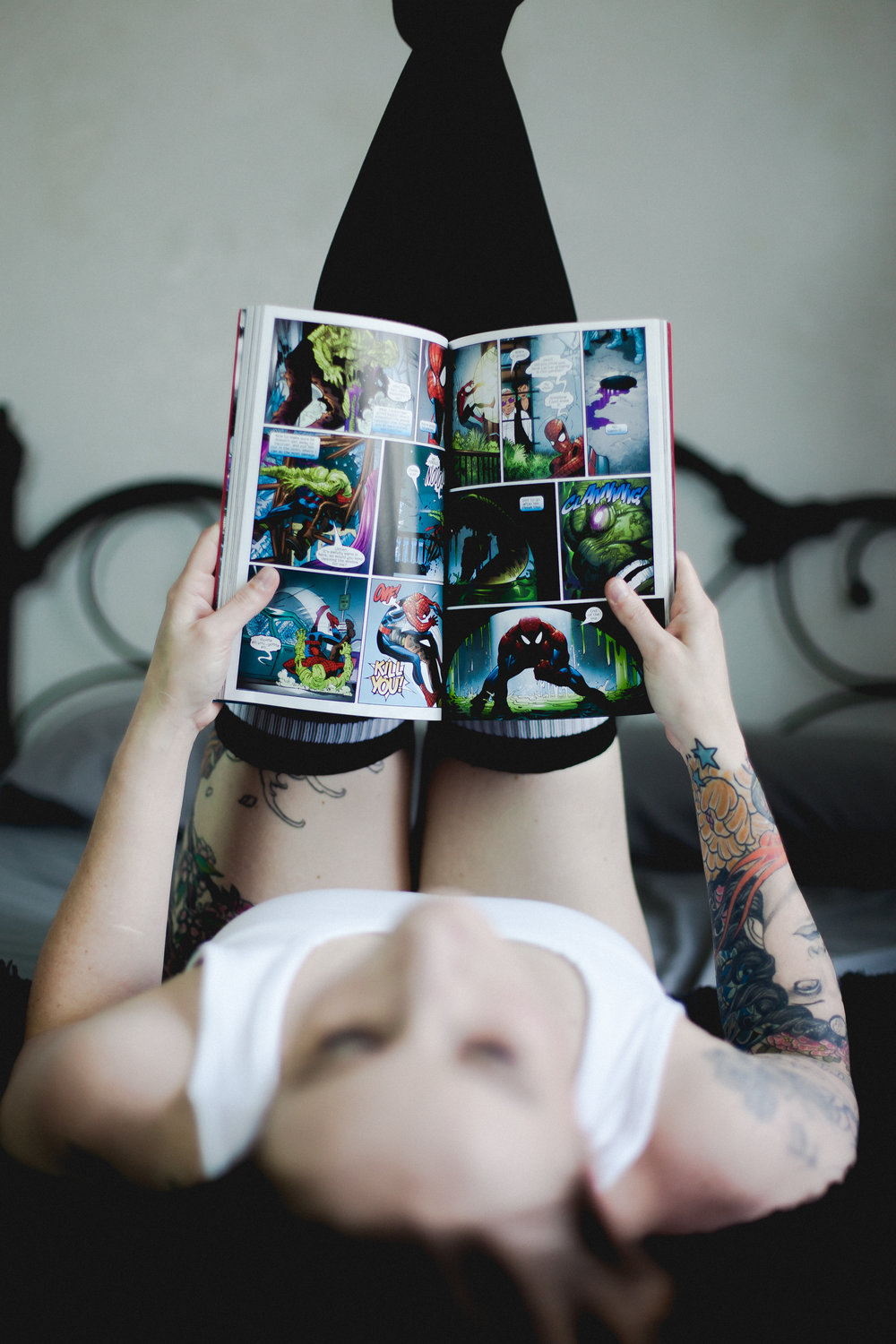 The Book Of Boudoir Photography