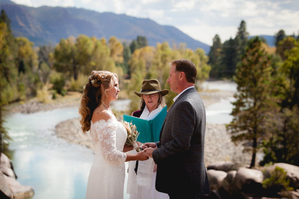 durango colorado elopement