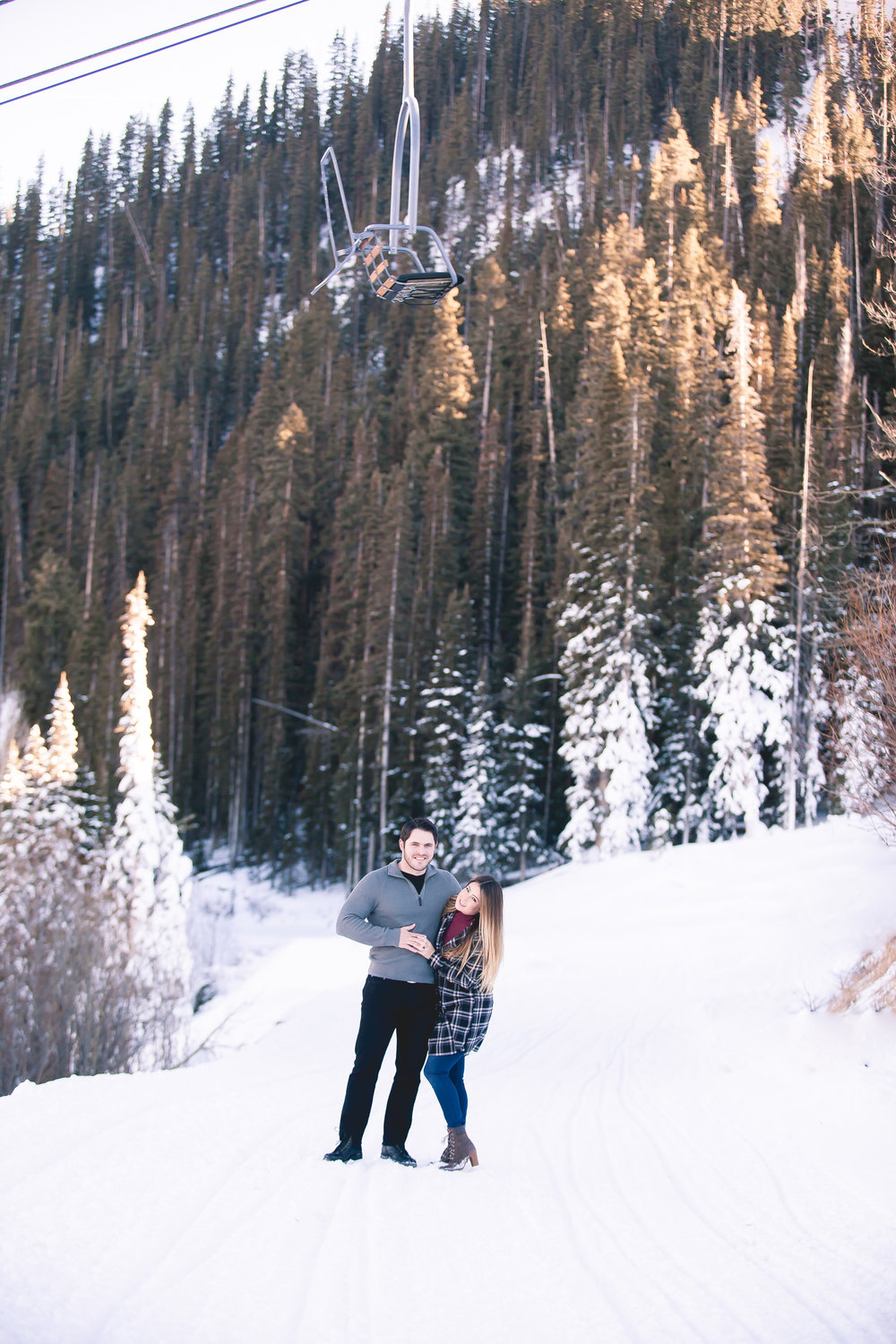 telluride engagement photographer alexi hubbell photography