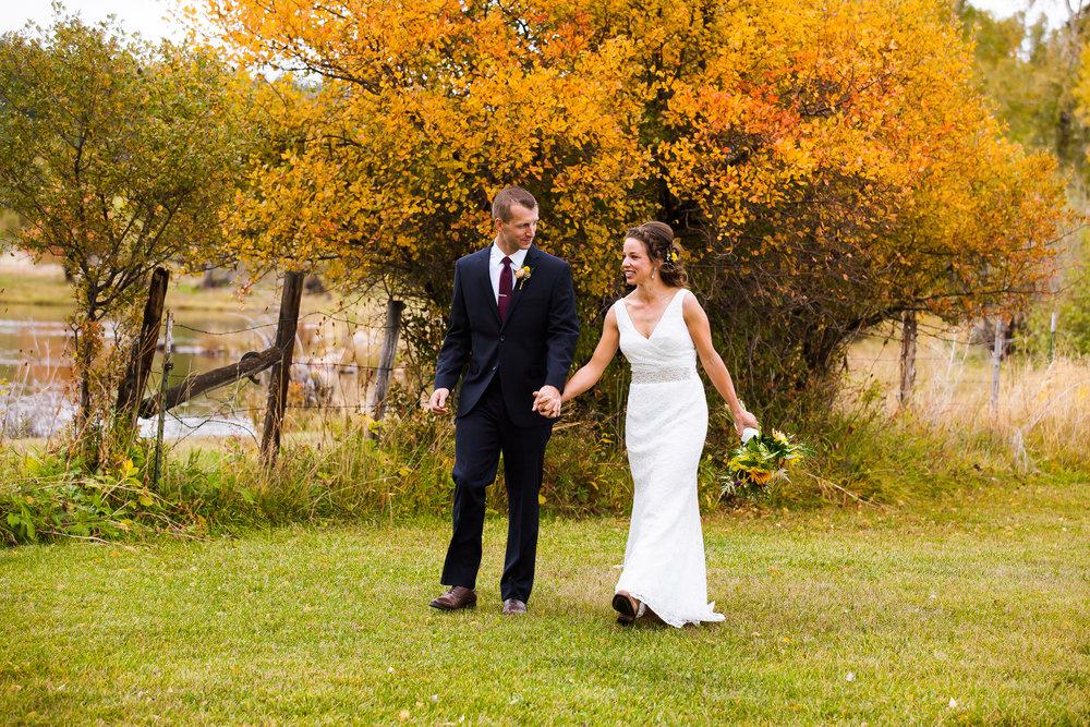 LePlatt's Pond Wedding Photographers Durango, Bayfield