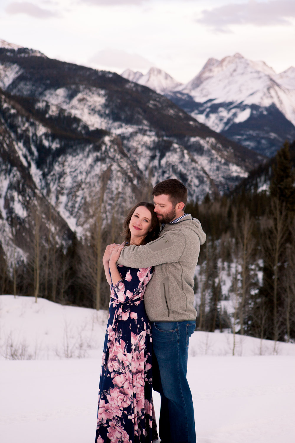 Silverton Durango Engagement Photos