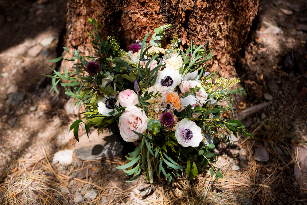 OURAY RIDGWAY WEDDING TOP OF THE PINES SECRET GARDEN BED AND BREAKFAST