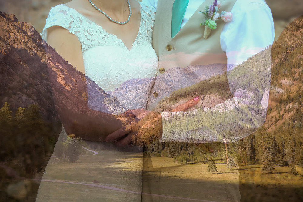Vallecito Lake Wedding Elopement Colorado  Bayfield, Colorado  Durango, Colorado wedding photographers  Alexi Hubbell Photography