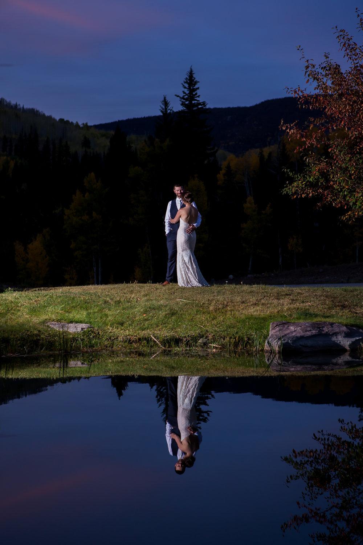 Cascade Village Durango Wedding