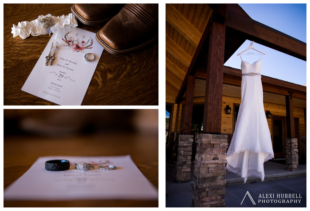 Mancos COLORADO wedding echo basin ranch