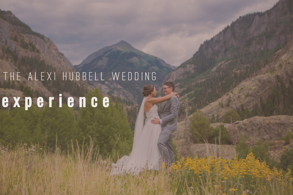 alexi hubbell photography durango wedding photographers durango, colorado