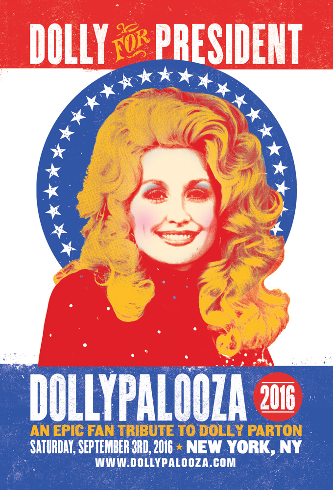 Dollypalooza - 9/3/16 Le Poisson RougeManhattan