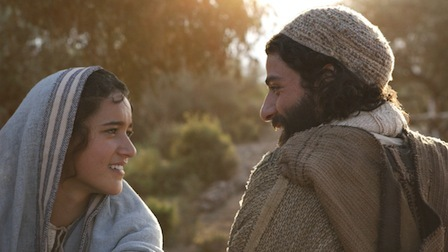 Photo from The Nativity Story with Oscar Isaac & Keisha Castle-Hughes