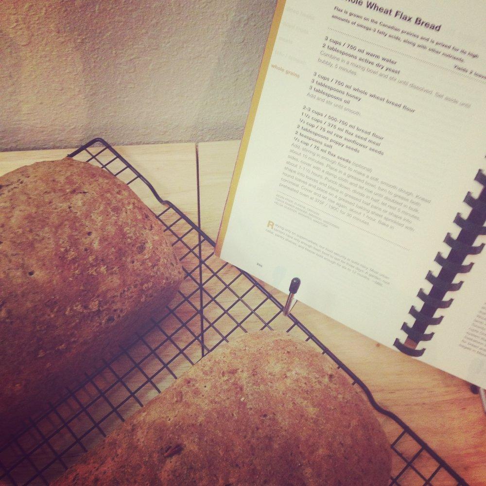 flax-bread