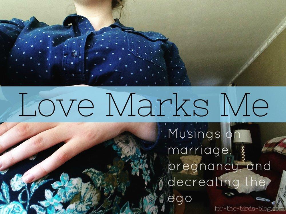 Love Marks Me - For the Birds - by Leanna Coyle-Carr