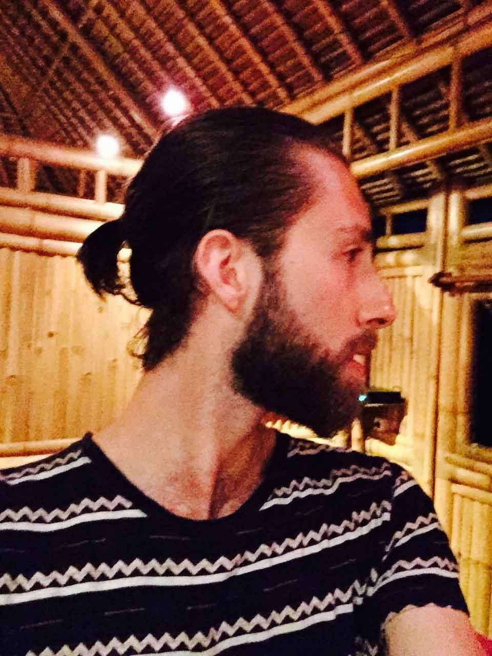 Nieuwe haarstyle ;-)