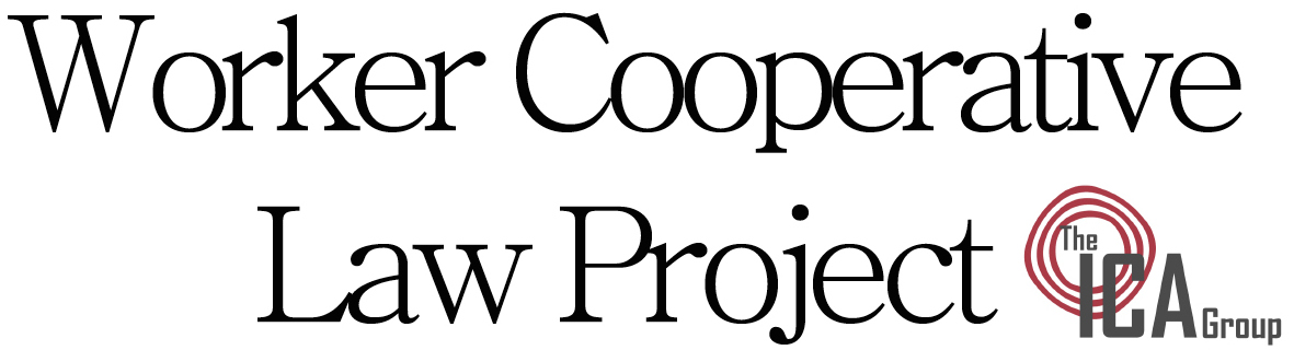 Worker Cooperative Law Project