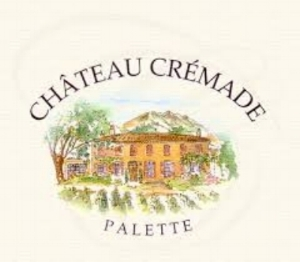 Château Crémade  Palette: Clairette, Grenache Blanc, Ugni Blanc. Aromas of meyer lemon, butter, and light toast. Palette's 40 acres of limestone soil offer a very unique  terroir  that results in amazing wines.