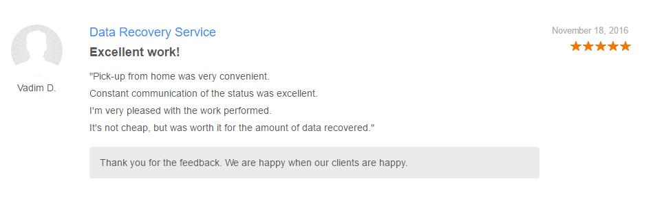 Data Recovery Seagate Barracuda