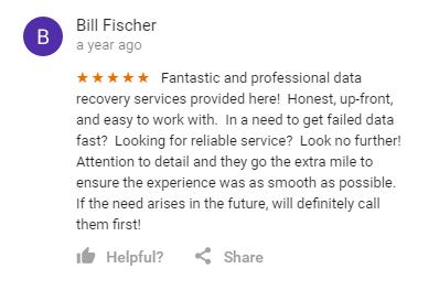 Professional Data Recovery Service Norwood Mass