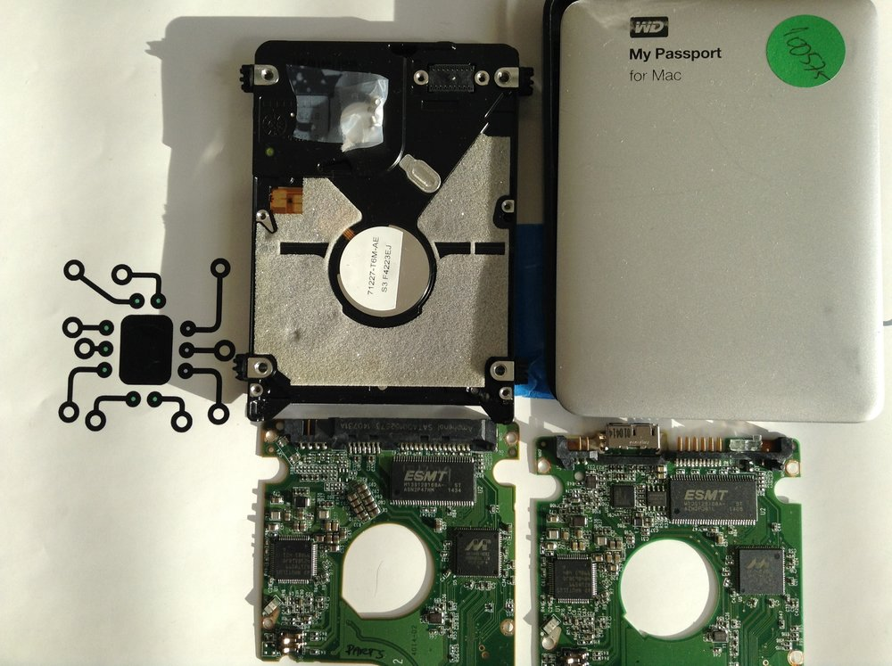 This is a snapshot illustrates the firmware adaptation part used for this recovery.