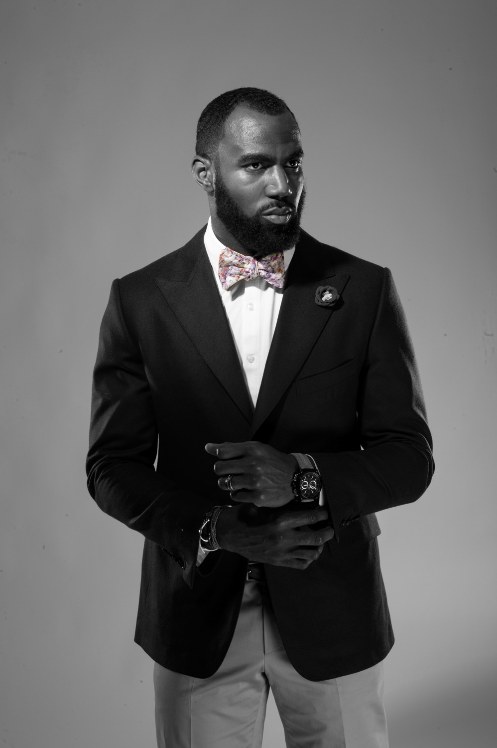 Fashion is all about being passionate, versatile and stepping outside of the box — all while owning your look. - Malcolm Jenkins, CEO of Damari Savile & Rock Avenue Bowties