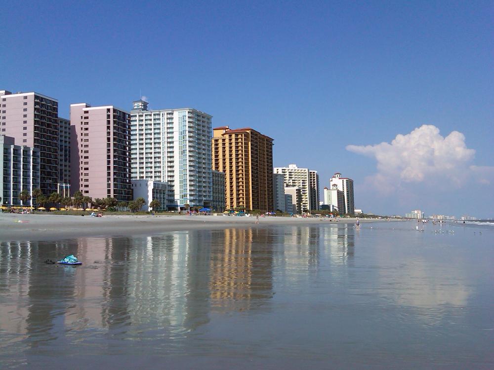 2011-SeptemberBEST WESTERN PLUS Carolinian Beach Resort, Myrtle Beach, room 1733