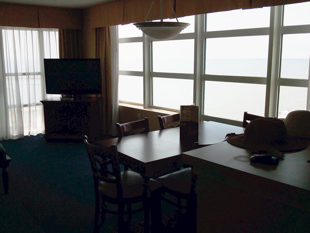 2011-September, BEST WESTERN PLUS Carolinian Beach Resort, Myrtle Beach, room 1733
