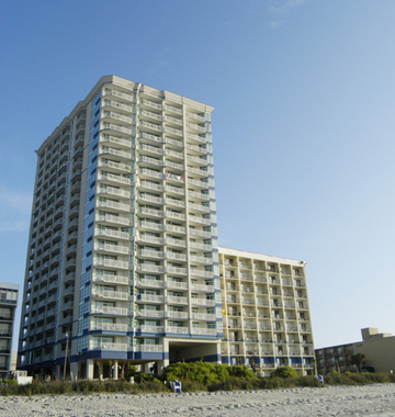 Best Western Plus Carolinian Beach Resort, Myrtle Beach (stock photo)