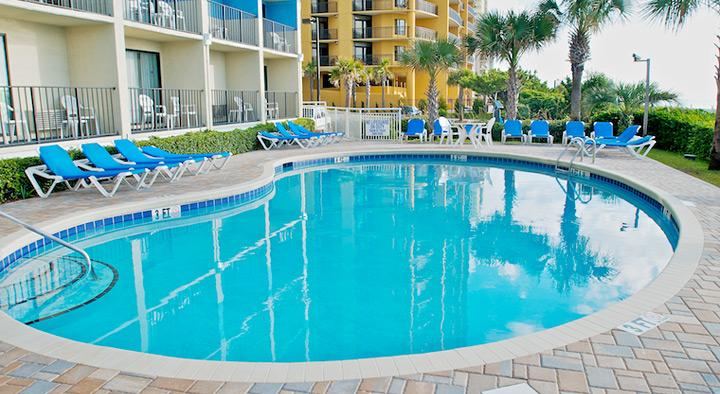Best Western Plus Carolinian Beach Resort, Myrtle Beach (stock photo pool)
