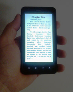 Kindle on Android
