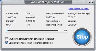 WinXDVD Ripper Platinum