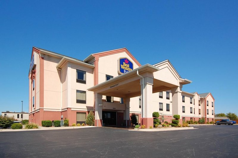 Midwest City Best Western Plus Inn and Suites 09-16-2013