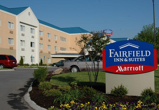 Nashville Fairfield Inn and Suites at Opryland
